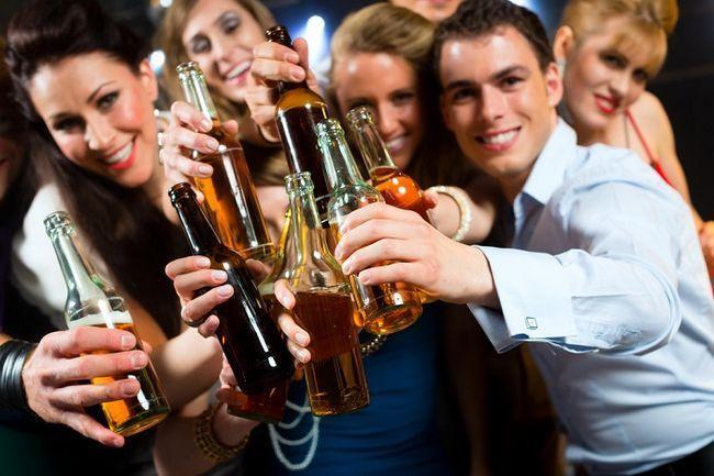 Як не сп`яніти від алкоголю