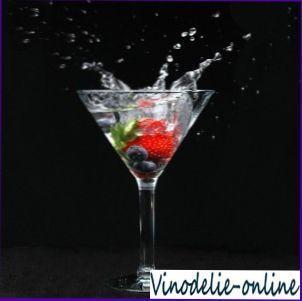 Як пити вермут