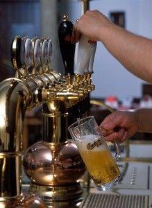 Як правильно налити пиво з кеги