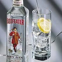 Як правильно пити джин