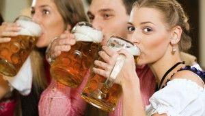 Як правильно вживати пиво