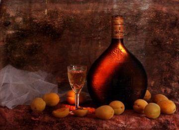 Як приготувати вино з абрикосів. рецепт