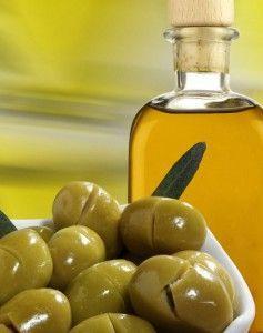 оливкова олія для молодості