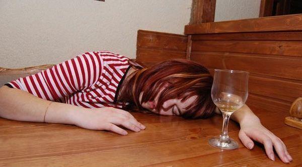 Як проявляється алкогольне отруєння, перша допомога