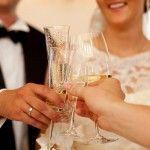 Як розрахувати кількість алкоголю на весілля