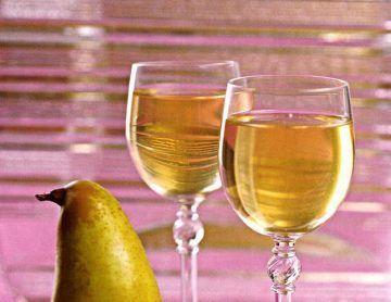 Як зробити вино з груш