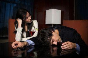 алкоголізм чоловіка