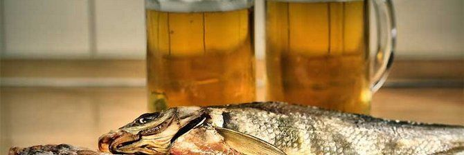 Різновиди в`ялених і сушених рибних закусок