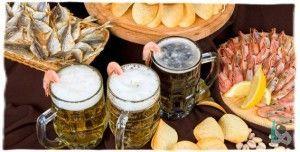 Закуски до пива