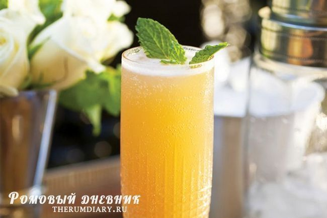Класичний коктейль мімоза (mimosa)