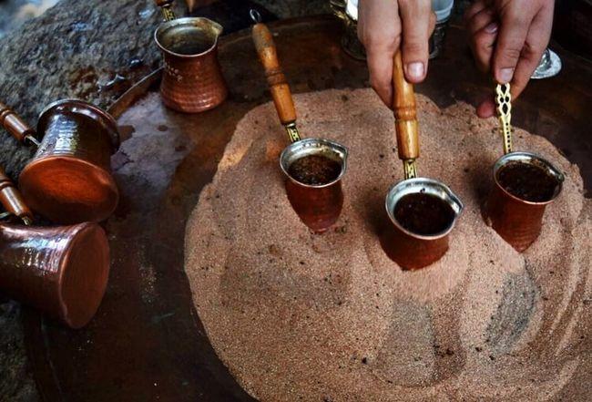 Способи приготування кави: від турки до аеро-преса