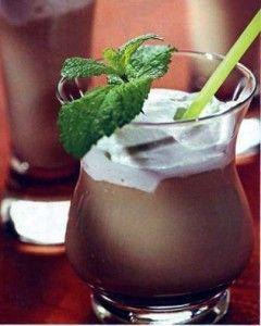 коктейль з м`ятою