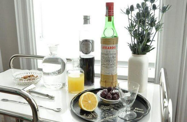 Коктейль авіація (aviation) - ексцентричний gin sour