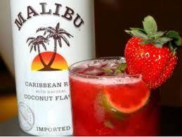 коктейль Малібу