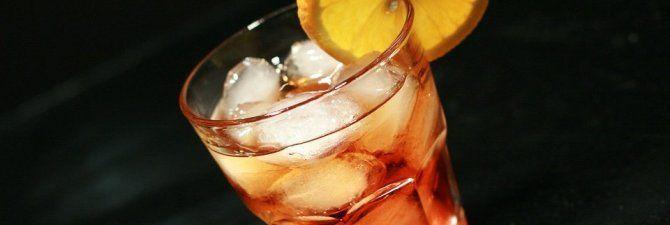 Коктейль негроні - для тих, хто любить джин
