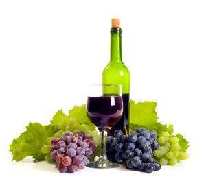 Коктейлі з червоного і білого вина