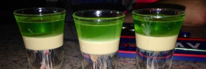 Коктейлі з бейлісом - найяскравіші напої нічних клубів