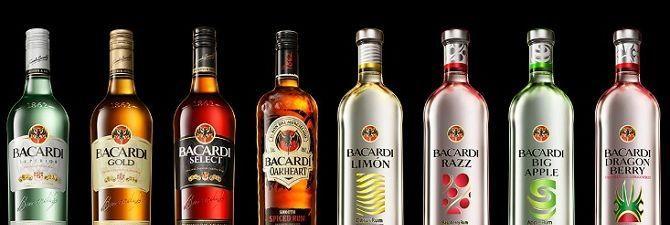 Коктейлі з ромом «бакарді» - оригінальні ідеї з улюбленим напоєм