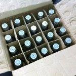 Кількість пляшок в ящику горілки