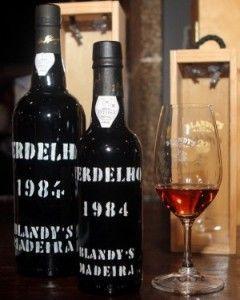 Кріплене вино мадера
