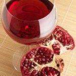 Культура вживання гранатових вин