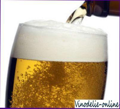 Лікувальні властивості пива