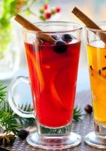 коктейль в стаканах