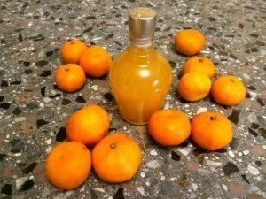 мандаринова горілка
