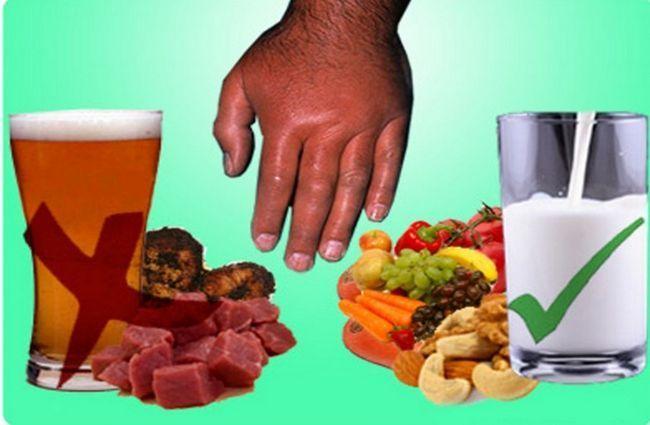 Чи можна пити алкоголь при подагрі?