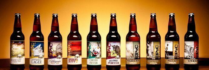Розвиток галузі пивоваріння в США