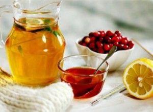 Напої, що допомагають впоратися з ангіною