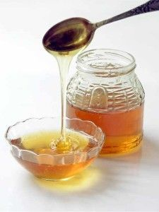 Настоянка горобинова з додаванням меду