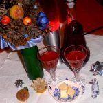 Настоянка з лохини на горілці або спирті