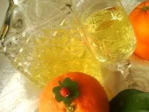 Настоянка на апельсинових кірках