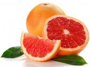 Настоянка на грейпфруті