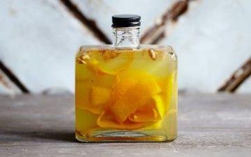 Настоянка на меду - напій молодості