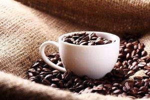 Настоянка з використанням кави