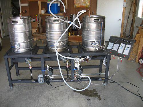Недорога саморобна домашня пивоварня
