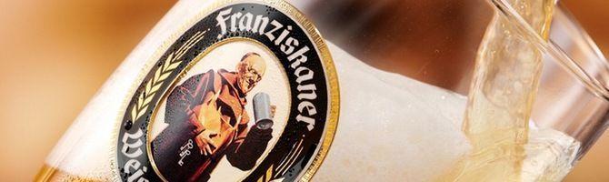 Німецьке пиво «францісканер»