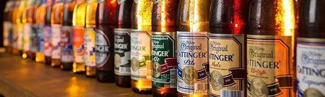 Німецьке пиво оттінгер