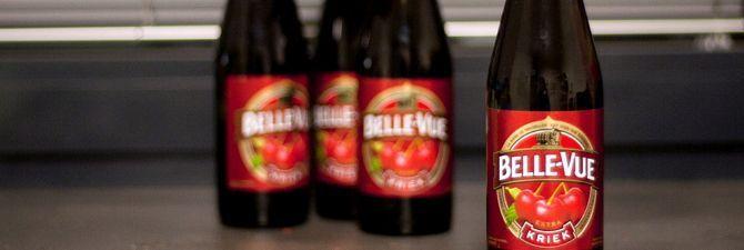 Незвичайне бельгійське вишневе пиво «kriek»