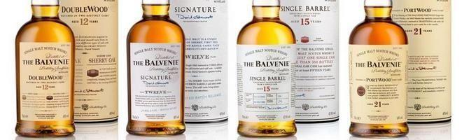 Ноти меду і прянощів в віскі «the balvenie»