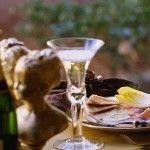 Про вибір закусок до шампанського