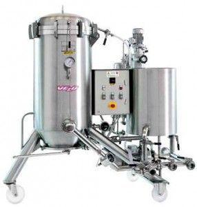 Устаткування для процесу виробництва пива