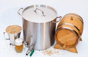 обладнання для варіння пива