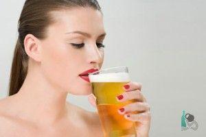 Пивний алкоголізм у жінок