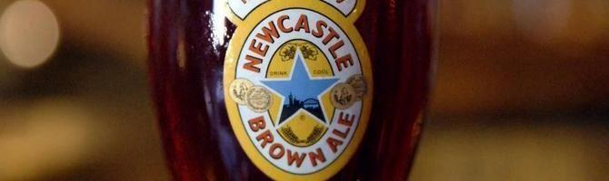 Пиво newcastle brown ale - класичний британський ель