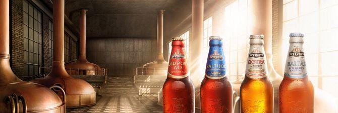 Пиво швітуріс - найстаріша пивна марка литви