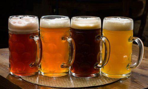 Скільки градусів міститься в пиві?