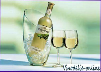 Напівсолодке вино